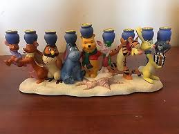 winnie the pooh menorah menorah disney collection on ebay