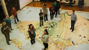 Giant Map Africa Map Pictures Rhode Island Geography Education Alliance