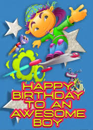 free ecards birthday for send this futuristic skater boy to an awesome boy for his birthday