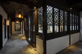 blossom hill hotel in zhouzhuang by dariel studio china style