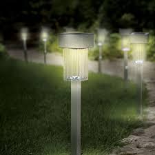 how to design garden lighting top 2017 garden lights trends ward log homes