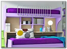 Bunk Bed With Desk Bunk Beds With Desk And Sofa Underneath Full - Girls bunk bed with desk