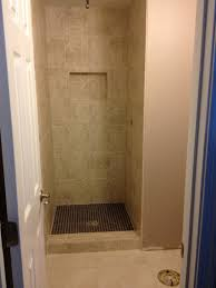 Bathroom Ideas Shower Only by Tile Showers And Porcelain Tiles On Pinterest Find More