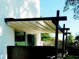 Pergola With Awning by The Stil Pergola Awning System Canopies Sunair