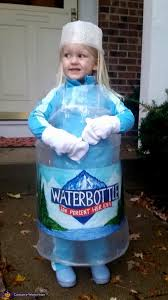 Hilarious Water Challenge Bottle Costume