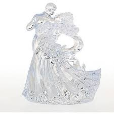 blown glass wedding cake toppers the wedding specialiststhe