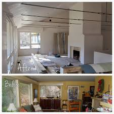 house renovation before and after before and after progress at north shore ranch house renovation