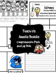 amelia bedelia make your own bonnet template book activities for