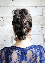 4 steps to your awesome new hairstyle the french faux hawk braid