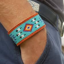 silver beaded bangle bracelet images Best bead loom products on wanelo jpg