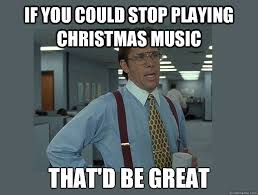 Christmas Music Meme - nice looking christmas music meme before thanksgiving classical rock