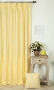 Yellow Drapery Affordable Custom Drapery Panels I Free Shipping I Yellow Curtains