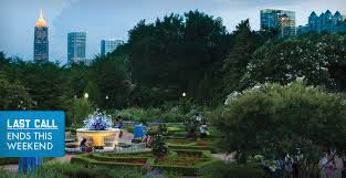 Discount Tickets To Atlanta Botanical Gardens Your Ticket To The Great Outdoors At The Atlanta Botanical Garden