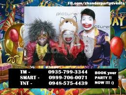 clown magician party host modern clowns hosting magician facepainter big show