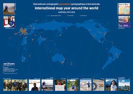 Eastern Washington University Map by International Map Year