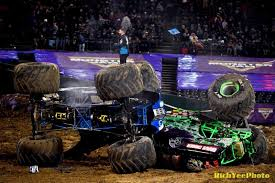 monster truck show hton coliseum sports today issue no 161