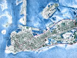 Map Of The Keys Florida by