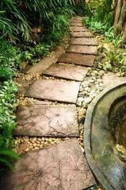 Backyard Walkway Designs - garden path designs pavers images about garden paths steps on