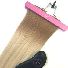 Dirty Hair Extensions ombre dirty blonde 18 to ash blonde 60 22