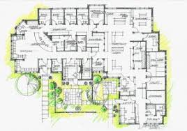 architectural layouts hospital architectural plans architecture design