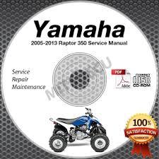 28 2005 yamaha raptor 350 free service manuals 1603 image