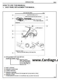 2007 camry hybrid vehicle body repair manual pdf pdf free