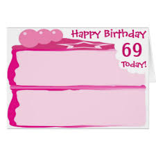 69th birthday card happy 69th birthday cards happy 69th birthday greeting cards