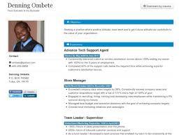 Resume English Sample by Denning U0027s Resume Djangosites Org Powered By Django