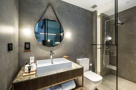 creating a luxurious hotel inspired bathroom for your home with
