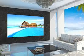 home theater seating distance from screen home theater projector screens 5 series zero edge