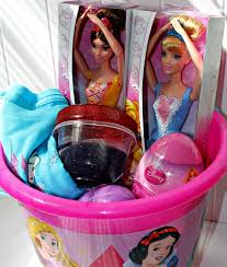 princess easter basket glittery silly putty tutorial other disney princess