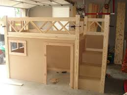Bunk Bed For 3 Making A Bunk Bed Diy Bunk Bed For Under 100 Youtube 25 Diy Bunk