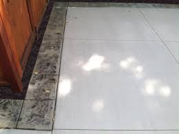 Brushed Concrete Patio Gray Brushed Concrete Patio With Gray Tones Seamless Slate Stamped