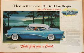 car ads in magazines buick vintage magazine ads