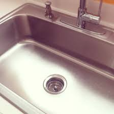 How To Clean Your Stainless Steel Sink POPSUGAR Smart Living - Cleaning kitchen sink with baking soda