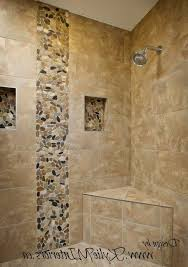 flooring bathroom cool glass shower room mix elongated