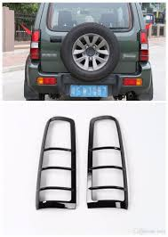abs rear lamp light cover trim frame for suzuki jimny 2007 2015