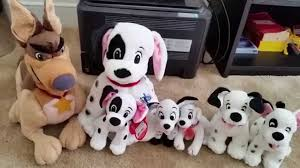 101 dalmatians plush collection 2014