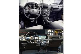 mercedes benz g class 2019 mercedes benz g class w464 interior design revealed