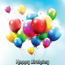 free birthday wishes free greeting cards happy birthday balloons with quotes elsoar