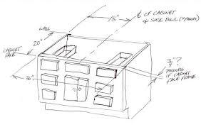 shallow bathroom vanities standard bar height dimensions standard