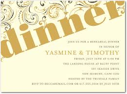 wedding rehearsal dinner invitations dinner invitations while most would not think to look on