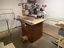 Woodworking Machinery Auction Sites by Used Woodworking Machines Ebay