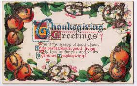 playle s vintage thanksgiving postcard thanksgiving greetings pre