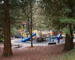 Forest Park Map Portland by Parks With Playgrounds Travel Portland