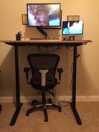 Standing Desk Frame Ergo Depot Jarvis Standing Desks Review U2013 Tim Leland