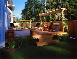 Cedar Landscape Timbers by Sound Cedar Fine Homebuilding Materials