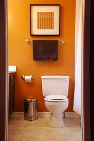 orange bathroom decorating ideas home interior decor drop gorgeous fresh orangethroom ideas on home decor with glamorous burnt grey and brown small bathroom category with