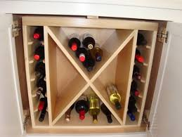 built in cabinetry with wine racks mitre contracting inc