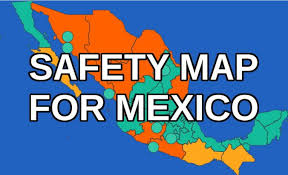 is it safe to travel to mexico images Mexico travel warning map 2018 is mexico safe to travel jpg